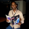 Earl Klugh with Where's Eric! Magazine - June 2010