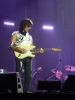 jeff beck during his solo set at the o2 london on sunday 14 february 2010