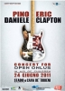 Pino Daniele & Eric Clapton: Concert For Open Onlus Poster